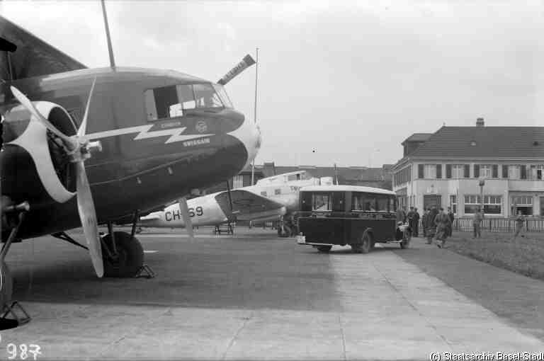 Fleet Curtiss Condor
